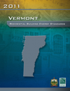 2011 Vermont Residential Building Energy Standards cover image