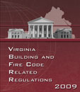 2009 Virginia Building and Fire Code Related Regulations cover image