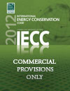 2012 International Energy Conservation Code Commercial Provisions cover image